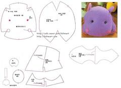 molde hipopotamo