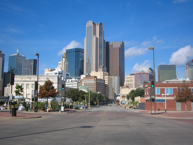 Downtown Dallas Flickr Photo Sharing