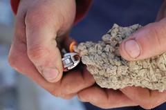 Fire resistance flickr photo sharing for Stone wool vs fiberglass insulation