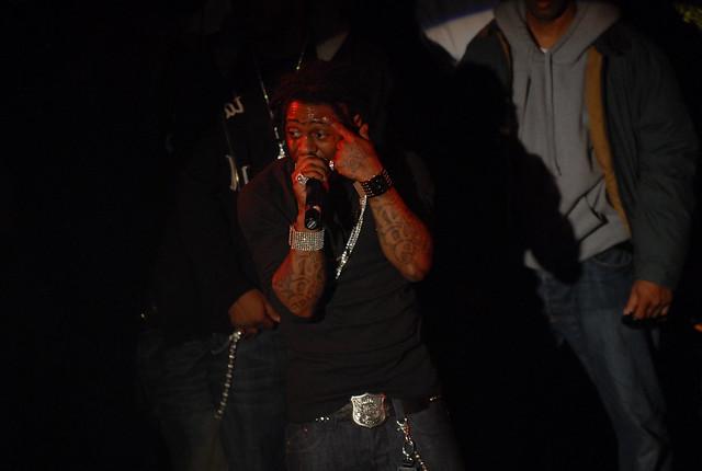 Lil' Wayne 14 | Lil' Wayne | By: Georgetown Voice | Flickr ...