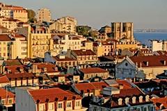 Sunset at Lisboa