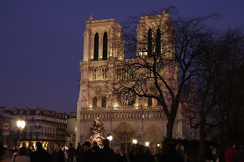 Notre-Dame de Paris by Aldor
