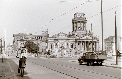 Gendarmenmarkt, East Berlin, 11 September 1959