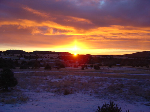 beautiful sunrise colorado turkeycanyon