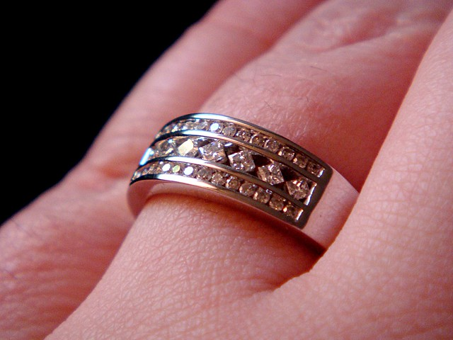 Engagement Ring Safety