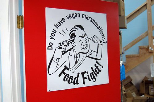 Food Fight Vegan Grocery Store. Portland, OR.