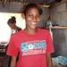 Mujer guapa - Beautiful woman in Balfate, Honduras