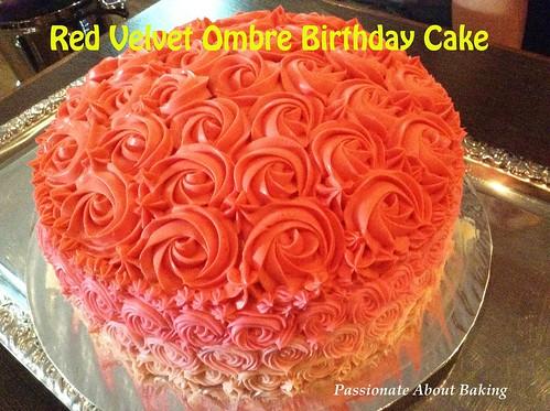 Rainbow Cake Recipe Joy Of Baking: Passionate About Baking: March 2014