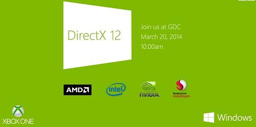 DirectX 12 для Xbox One