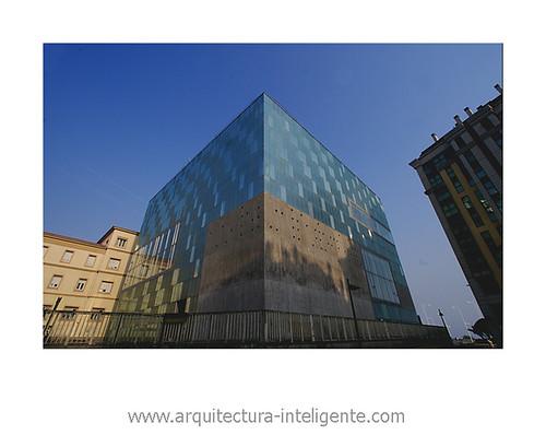 Centro das artes museo ciencias a coru a arquitectura - Estudios arquitectura coruna ...