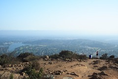Atop Cowles Mt. IV