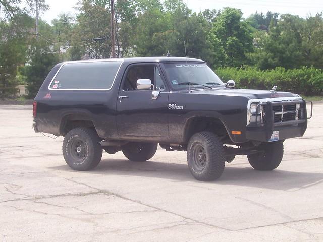 1991 Dodge Ramcharger Flickr Photo Sharing