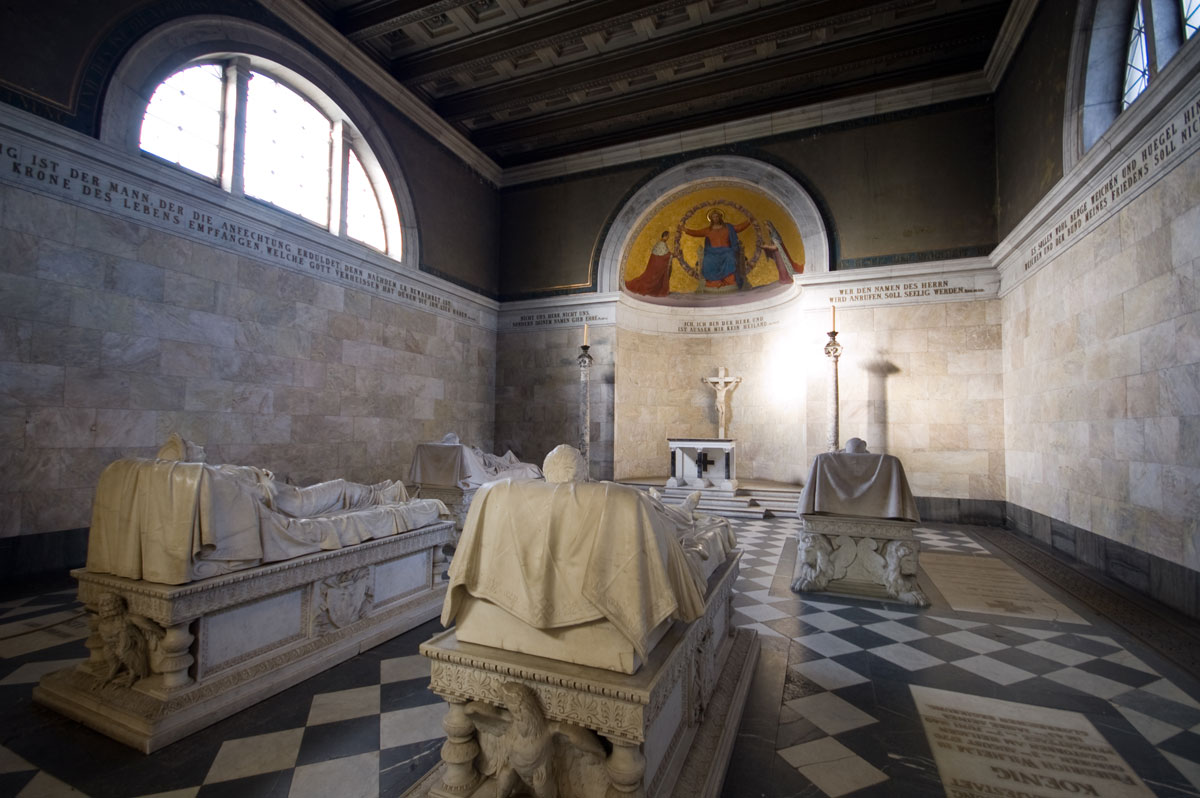 Inside The Charlottenburg Mausoleum - a photo on Flickriver