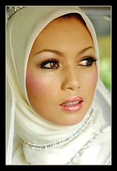 Hijab + Women = Beauty