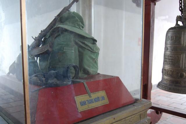 Quang Tri - Hanh trang nguoi linh