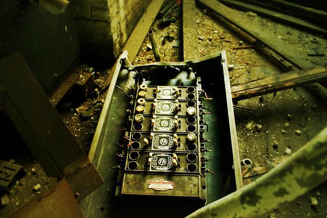 Old fuse box flickr photo sharing