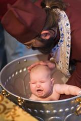 Baptism of Victoria
