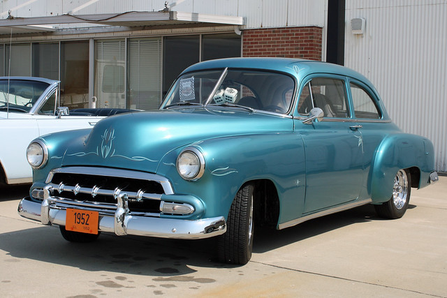 1952 chevrolet styleline special 2 door sedan 3 of 9 for 1952 chevy 2 door sedan