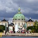Amalienborg Palaces and the Marble Church by Heaven`s Gate (John)