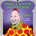 Zippy: Walk a Mile in My Muu-Muu by Bill Griffith