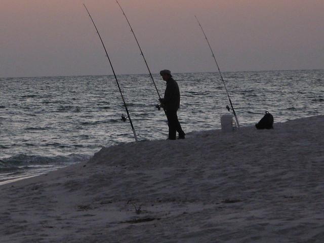 Fishing on perdido key beach florida flickr photo for Perdido key fishing