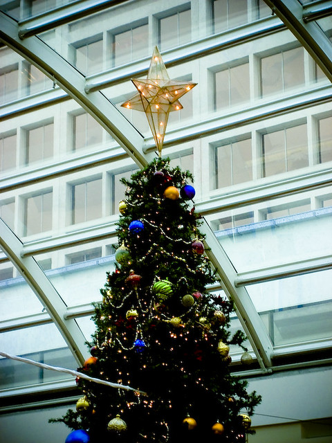 Houston Galleria Christmas Tree Flickr Photo Sharing