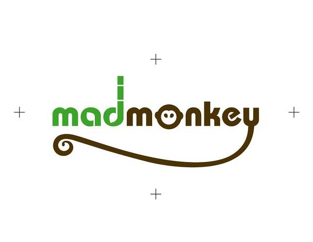 Mad Monkey Logo Logo Design For Mad Monkey
