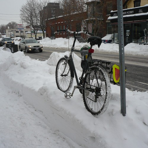 Winter Biking - Ottawa 12 07