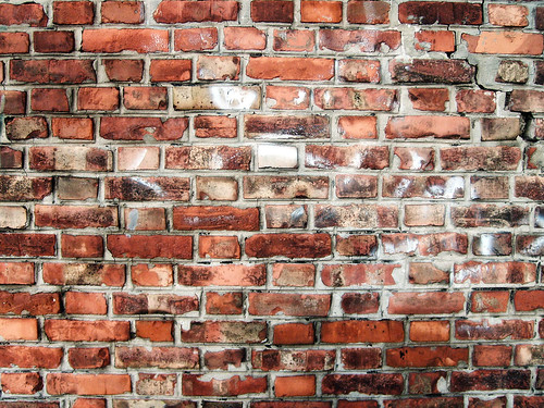 The brick wall (free wallpaper)