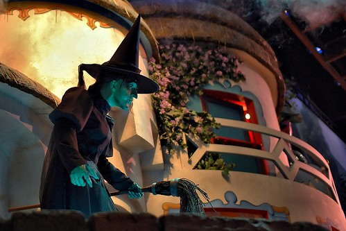 Disney - GMR Wicked Witch
