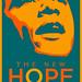 Obama Poster Teal by hyperakt