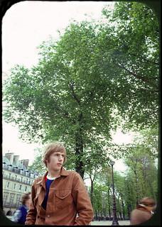 Paris, April 1972
