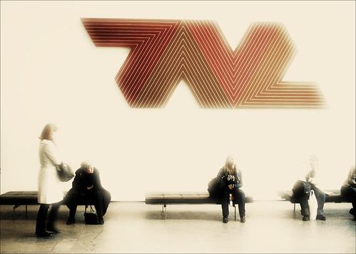 MoMA Benches by Juli Kearns (Idyllopus)