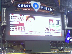 Dbacks have a fancy new scoreboard
