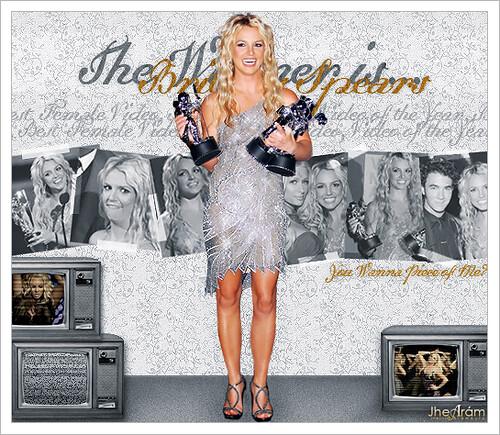 Britney Spears - The Winner is...