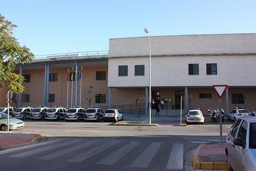 Comisaría de Policía Local y Nacional de Dos Hermanas
