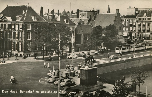 Den Haag, Vijverdam & Buitenhof