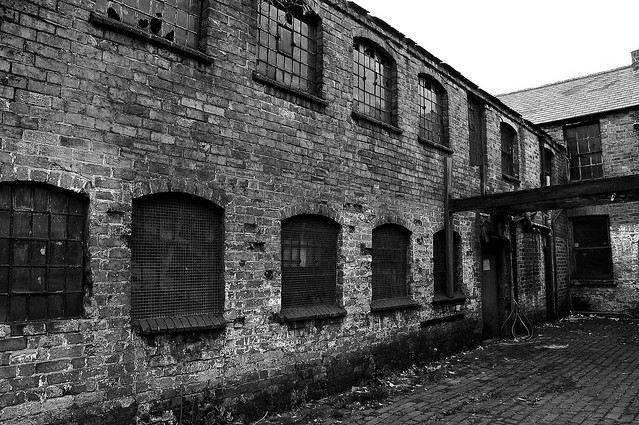 Old Factory Building old Old Factory Building