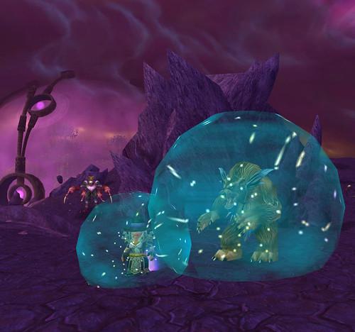 Furbolg Bubble!