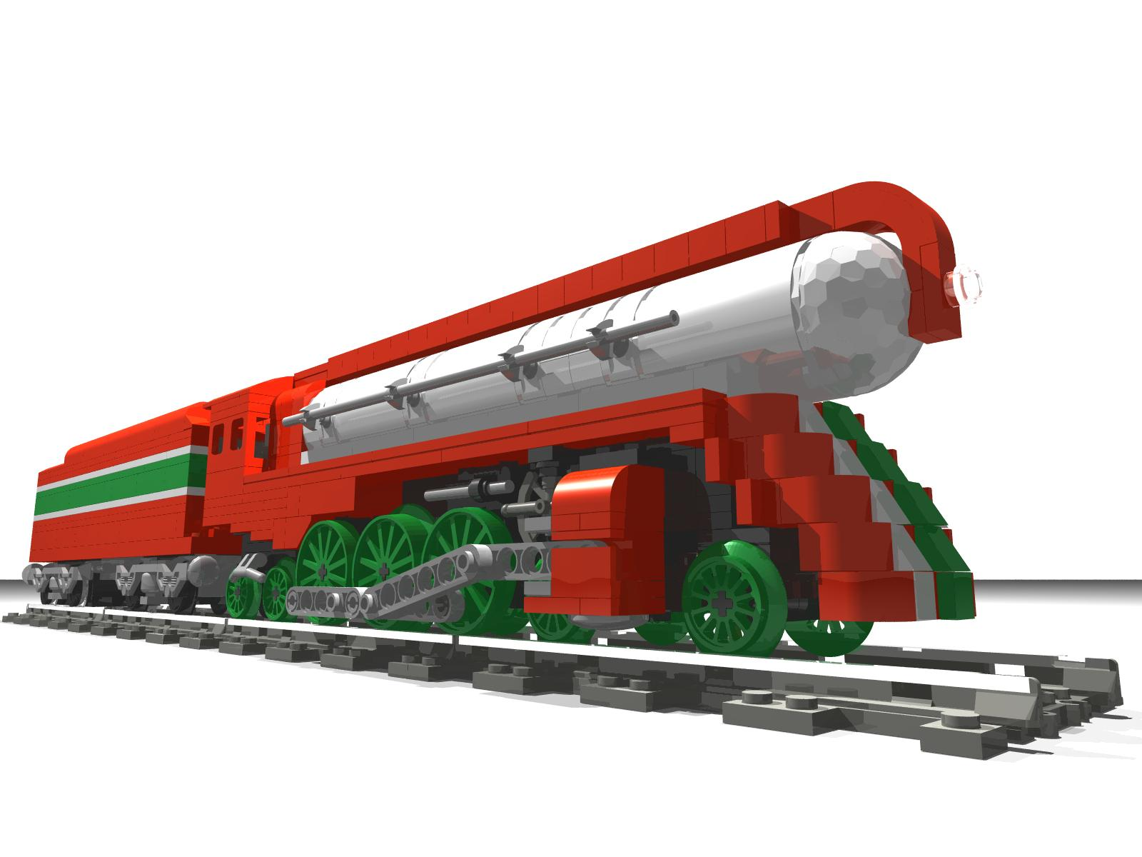 Displaying 20> Images For - Lego Polar Express...