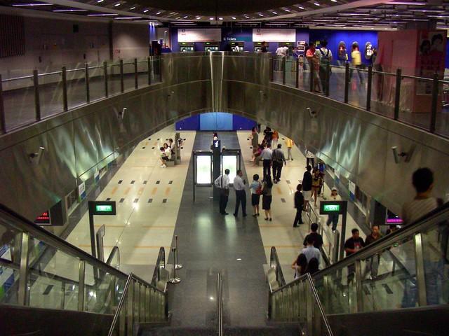 HarbourFront MRT, untuk ii