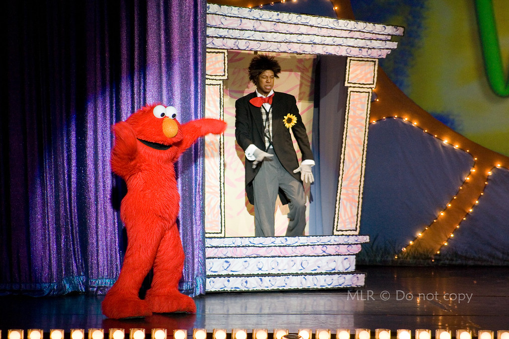 Elmos World With Mr Noodles Cousin Michelle Flickr