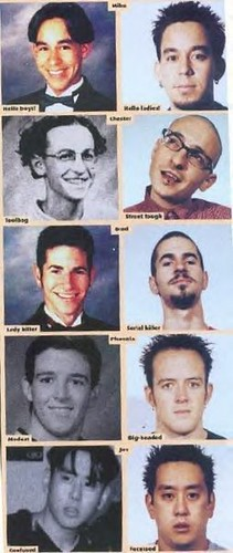 Linkin Park (earlier and in 2000-2001)