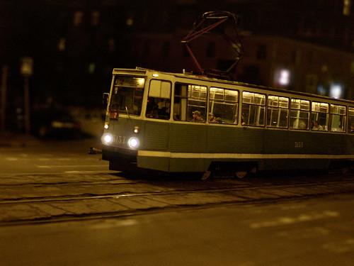 Last Trams Project