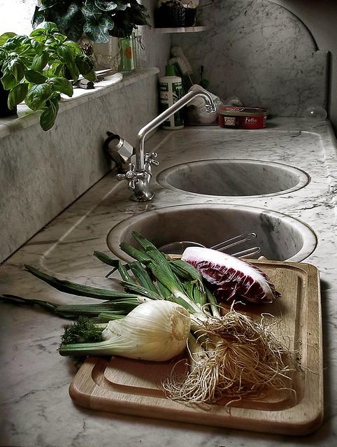 My friend Annamaria's kitchen