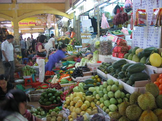 Siagon Market, mmmm fruit