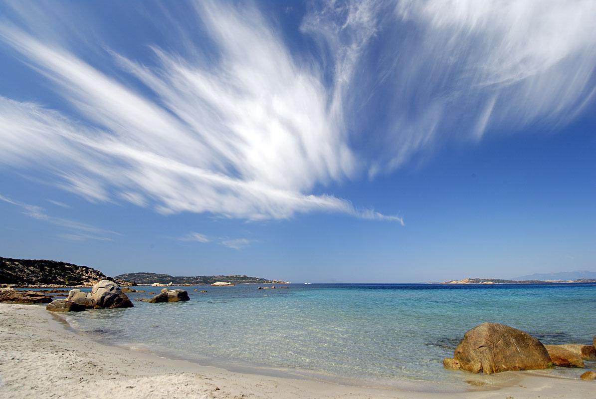 Ла Маддалена пляжи
