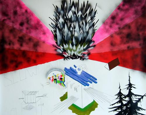 Bo Christian Larsson: Home killing, 2007 by Bharfot
