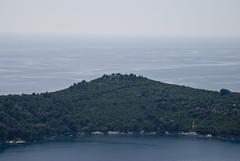 Island Fort Off Dubrovnik