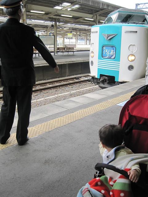 Photo:くろしお和歌山駅 By kawarano